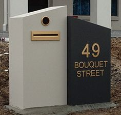 Mailbox Solutions Queensland Australia - Recently Completed
