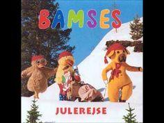 Bamses julerejse - Aske er sprogekvilibrist