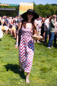 Zigzag Maxi Dress, the Great Googa Mooga