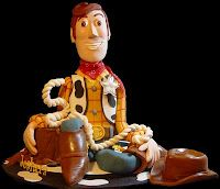"""""""Howdy Partner........It's me, Woody"""" """"I'm a cake!"""""""