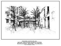Architecture: NBWW - MET, Downtown Miami, FL by MFLART