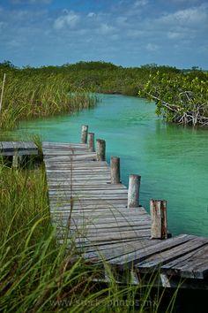 Sian Ka'an, Riviera Maya, Tulum, Quintana Roo, Mexico ~ UNESCO Biosphere Reserve.  Photo: memoflores via Flickr