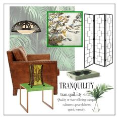 """Tranquility"" by frenchfriesblackmg ❤ liked on Polyvore featuring interior, interiors, interior design, home, home decor, interior decorating, NDI, Ballard Designs, AERIN and Universal Lighting and Decor"