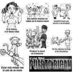 Puerto rican say