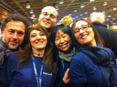 #mmintensive @T_Harv_Eker Novembre 2013 Risorse della Mente #Milano  @mmintensive staff @Carlo Cavassori