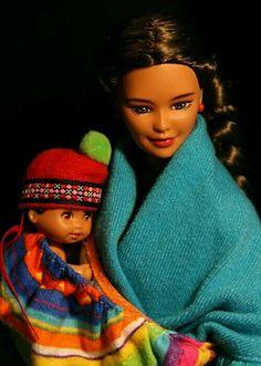 Barbie from Peru