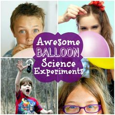 Awesome Science Experiments You Can Do With Balloons