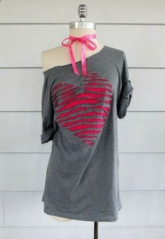 12 DIY Clothing Remixes - A Little Craft In Your Day love this teen craft too..