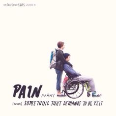 """Pain Demands To Be Felt""- The Fault In Our Stars pic.twitter.com/STqzm8rlol"