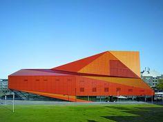 Theater Kongresszentrum Agora Lelystad