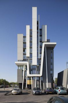 thegasolinestation: Bethune Architect: Frederic Borel Location/Year: Bethune France / 2011
