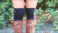Cute boots n socks