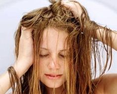Remedios caseros para el cabello graso #remedioscaseros #salud #natural