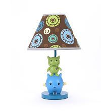 CoCaLo Peek-A-Boo Monsters Lamp