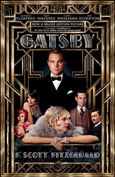 The Great Gatsby- 4**** stars! Loved it- Cross between gangs of NY, Titanic and Moulin Rouge- L. DiCaprio was fantastic as well as all the actors. A little long and (when you know the story) so predictable, but such a different presentation of the story. Awesome...