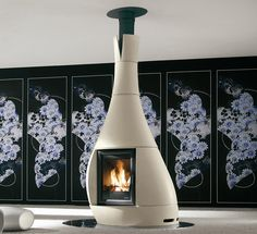 Fireplaces and stoves - Palazzetti