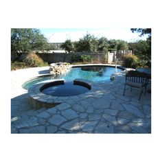 Beautiful backyard patio design ideas collections | Pictures Photos... ❤ liked on Polyvore featuring home, outdoors, outdoor decor, house, patio decor, outdoor patio decor and garden patio decor