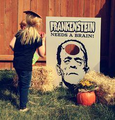 Frank precisa de um cérebro!