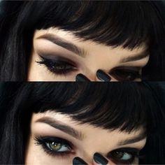 grunge makeup – Hair and beauty tips, tricks and tutorials Makeup Goals, Makeup Inspo, Makeup Inspiration, Makeup Tips, Beauty Makeup, Hair Beauty, Men Makeup, Makeup Blog, Makeup Ideas