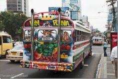 """Prohíben nuevamente importar buses escolares tipo """"diablo rojo"""" - http://panamadeverdad.com/2014/10/24/prohiben-nuevamente-importar-buses-escolares-tipo-diablo-rojo/"""