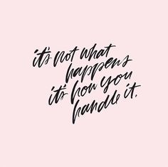 perfect daily reminder via Teresa Anker