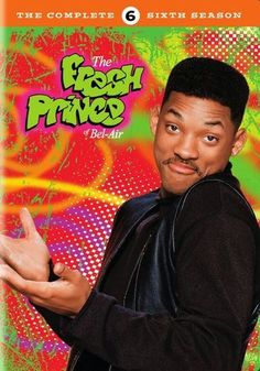 The Fresh Prince of Bel-Air: The Complete Sixth Season [DVD]
