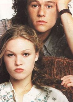 10 Things I Hate About You. I realized recently that I do not own this movie, and now my life feels a little undone.