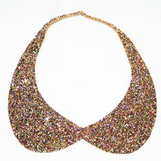 Necklace that looks like a collar!