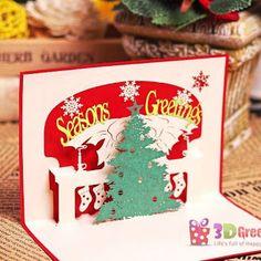 Do you sell crafts? Christmas Greeting Cards, Christmas Greetings, 3d Christmas, Red Media, Crafts To Sell, Seasons, Google, Handmade, Image