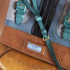 I left clues. For you.  Mix of colors. The Prada Etiquette bag.  #PradaViewfinder  #PradaFW17 #Prada365  Link in bio.  via ✨ @padgram ✨(http://dl.padgram.com)