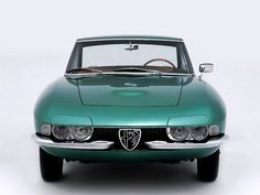///KarzNshit///: '63 Alfa Romeo 2600 Coupe Speciale by Pininfarina wherever you go ..go chapsoho www.chapsoho.com