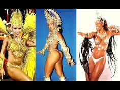 BEST SAMBA DANCERS IN THE WORLD: TOP 10 SOLO SAMBA DANCE ROUTINES: RANKI...