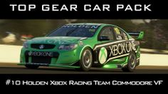 Forza 5 - Holden #10 Holden Xbox Racing Team Commodore VF - Top Gear Car Pack #forza5 #car #racing #holden #commodore #v8 #supercar Holden Commodore, Racing Team, Top Gear, Supercar, Xbox, Gears, Packing, Bag Packaging, Gear Train