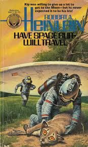 My first Robert Heinlein novel that my parents read to me as a child.  Start with this or The Rolling Stones before you get into Stranger in a Strange Land or Starship Troopers.