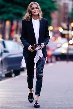 Olivia Palermo's Best Spring 2018 Fashion Week Looks   InStyle.com