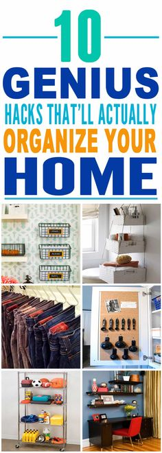 These home organization hacks are just the BEST!! Lucky to have found these amazing home organization tips and tricks. Pinning for sure.