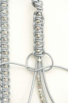 Cute beadded bracelet