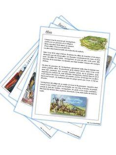 Anecdotes historiques pour raconter l'histoire Des textes pour raconter l'histoire - la classe de stefany