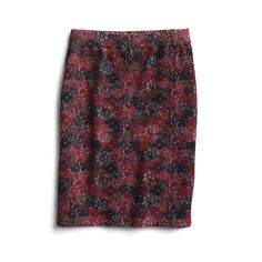Winter Stylist picks: Floral print skirt