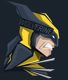 Wolverine. Another favorite character of mine. Art by @bosslogic #marvel #xmen…