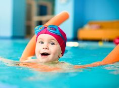 The A - Z of why swimming is great for kids