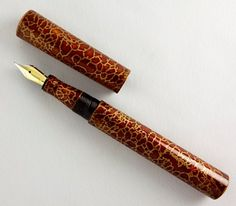 Urushi Mina, from Edison Pens. Oh, if I could afford to have one of these beauties...