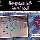 Keep key terms in front of your students in the computer lab, and support literacy at the same time with this complete word wall kit for the comput. Computer Lab Posters, Computer Lab Decor, Technology Posters, Technology Lessons, Teaching Technology, Computer Technology, Teaching Resources, Teacher Helper, Student Teacher