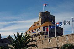 Le château - Saint-Malo, Bretagne