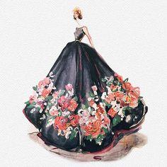 Znalezione obrazy dla zapytania paper fashion katie rodgers