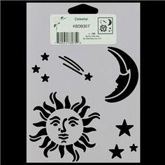 StenSource Celestial Stencil | Shop Hobby Lobby
