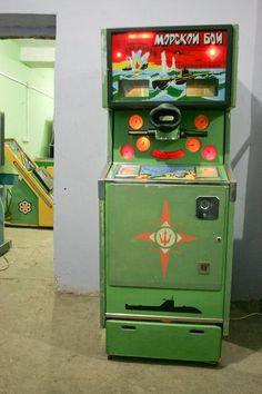 Sowjet - Spielkasten