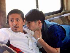 V6 Go Morita and Ken Miyake Nagano, Handsome, Guys, Couple Photos, Couple Pics, Sons, Boys, Men