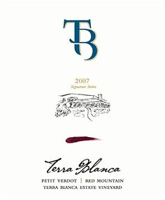 2007 Terra Blanca Signature Series Red Mountain Petit Verdot 750 mL >>> Check out the image by visiting the link.