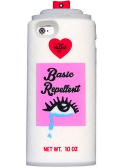 Just repel those basic bitches away~. - Protective silicone case - Imported Returns and Exchanges Policy Shipping Specifications: - Item is shipped from LA, please allow 2-3 days for handing and 5-7 f